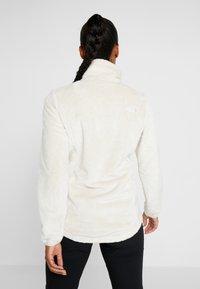 The North Face - OSITO JACKET - Fleece jacket - vintage white - 2