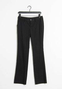 Sisley - Trousers - black - 0