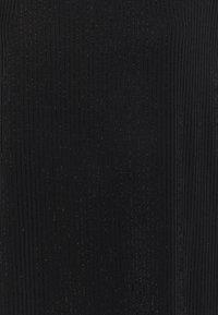 Lindex - DRESS SARA - Jersey dress - black - 2