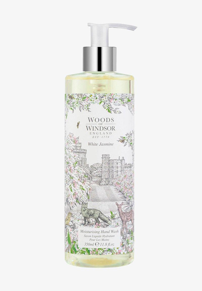 Woods of Windsor - FLÜSSIGSEIFE WEISSER JASMIN 350 ML - Liquid soap - -