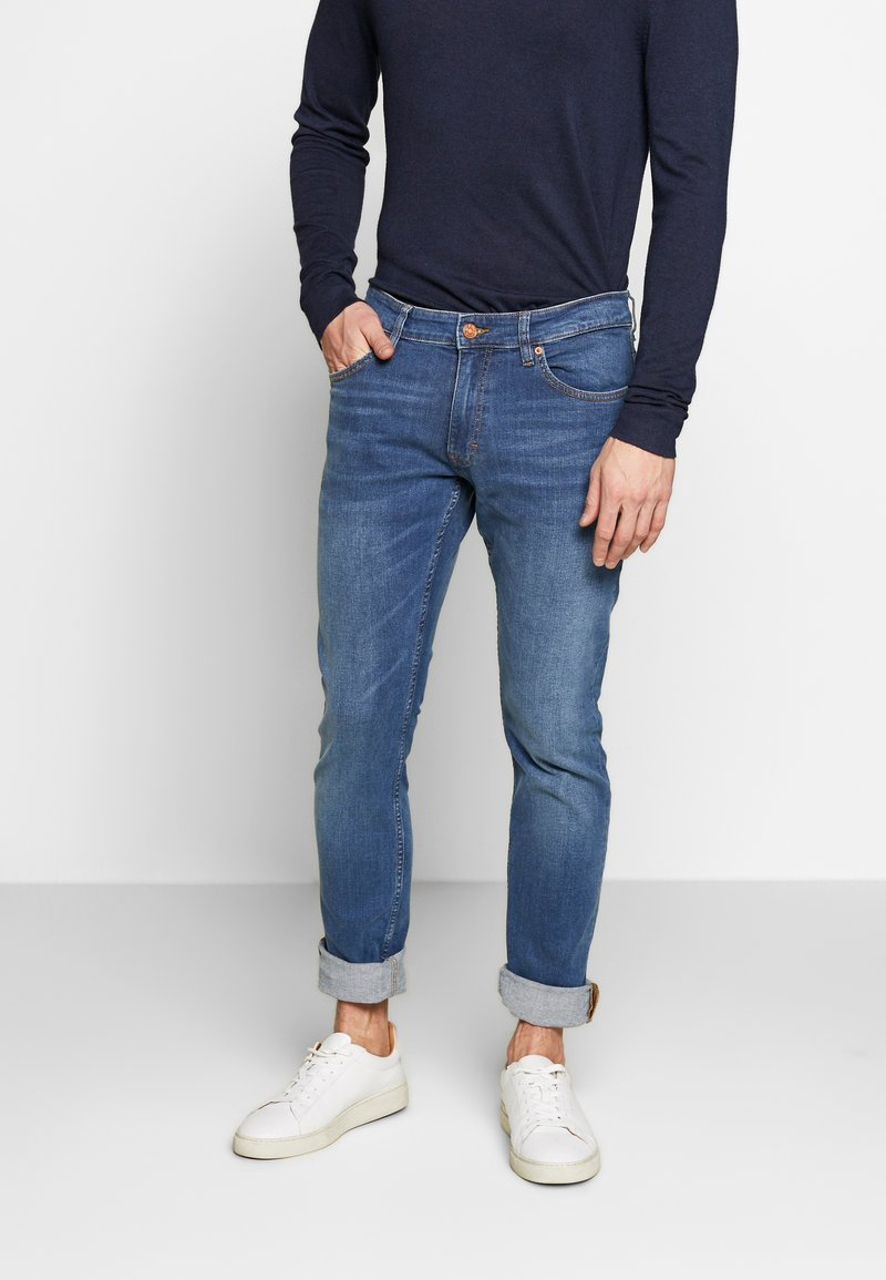 Q/S designed by - Slim fit jeans - midnight blue