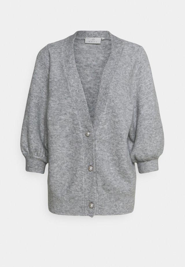 KALILIBETH CARDIGAN - Cardigan - grey