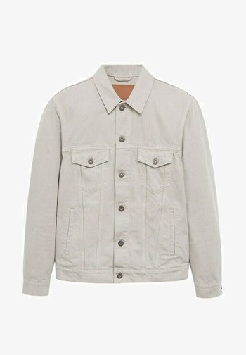 RYAN - Giacca di jeans - beige