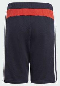 adidas Performance - B BOLD SHORT - Sports shorts - blue - 3