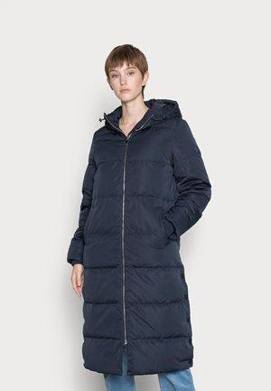 LONG COAT - Down coat - sky captain