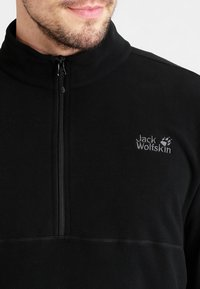 Jack Wolfskin - GECKO - Sweat polaire - black - 4