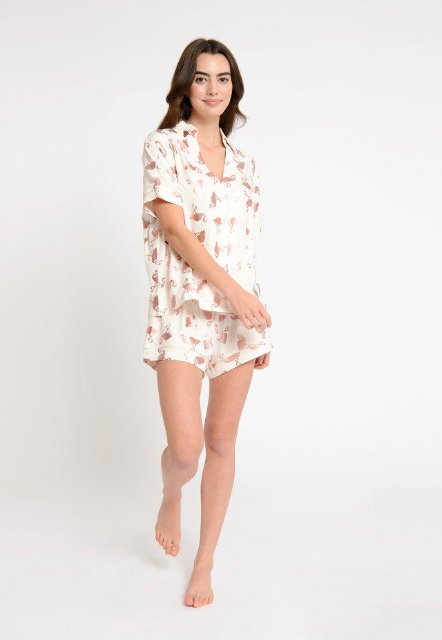 SET - Pyjama - beige