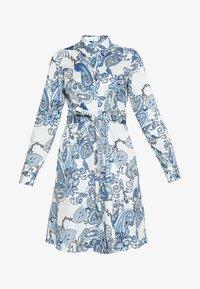 KANA - Shirt dress - blau