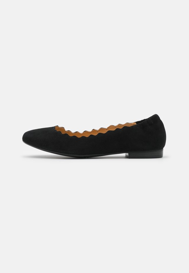 Ballerinat - black