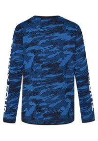 WE Fashion - Long sleeved top - blue
