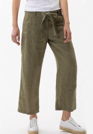 STYLE MAINE - Pantalon classique - khaki