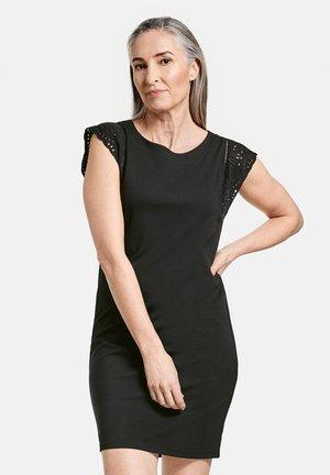 Vestido de tubo - schwarz