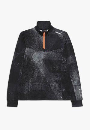 AVOCET JR BOYS - Fleece jumper - titanium