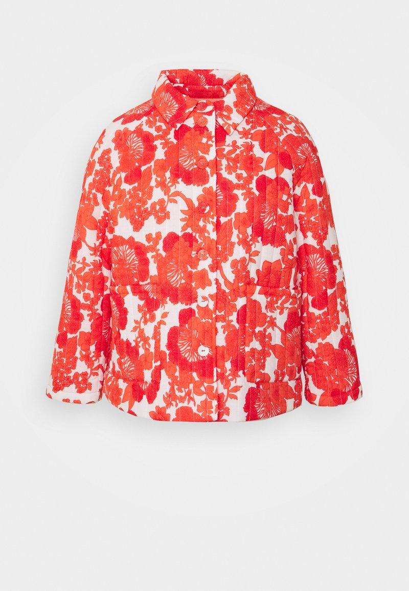 Hofmann Copenhagen - KAMILIA PRINT - Light jacket - coral