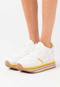 LOVE OUR PLANET by NOVI - HERA - Sneakers basse - white - 0