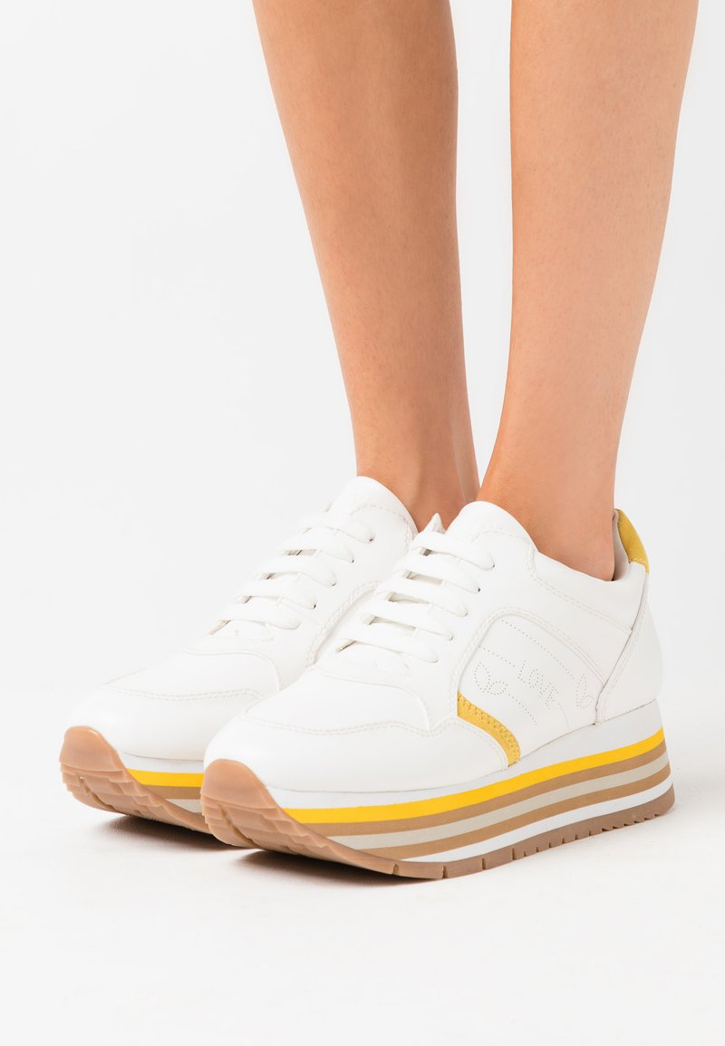 LOVE OUR PLANET by NOVI - HERA - Sneakers basse - white