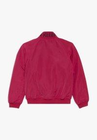 Calvin Klein Jeans - LOGO JACKET - Light jacket - pink - 1