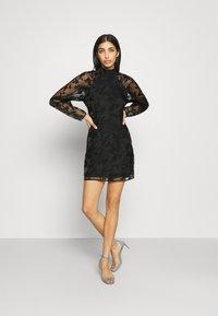 Gina Tricot - YLVA DRESS - Cocktailjurk - black - 1