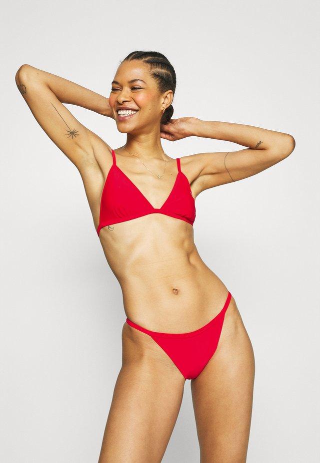 TRIANGLE - Bikini - red