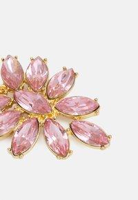 Pieces - PCLEEZA EARRINGS - Earrings - gold-coloured/rose - 2
