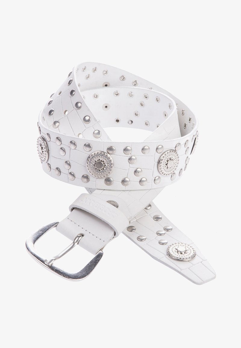 Cipo & Baxx - Belt - white