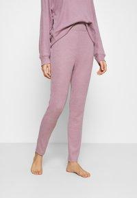GAP - FOLDOVER  - Pyjamabroek - elderberry - 0
