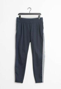 Cream - Trousers - blue - 0