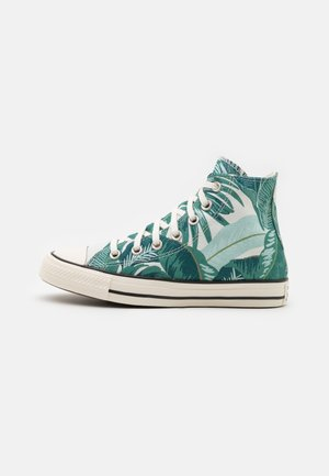CHUCK TAYLOR ALL STAR UNISEX - Sneakersy wysokie - green