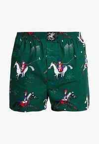 Lousy Livin Underwear - POLO - Boxer shorts - eden green - 3