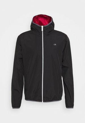 365 JACKET - Sportovní bunda - black