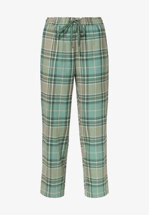 Nattøj bukser - evergreen