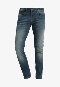 Cars Jeans - ATKINS - Jeans Slim Fit - forest blue - 4
