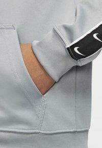 Nike Sportswear - HOODY TAPE - Sweater met rits - particle grey - 6