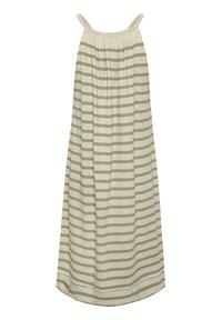 Lounge Nine - LNKYA  - Jersey dress - silver oat stripe - 4