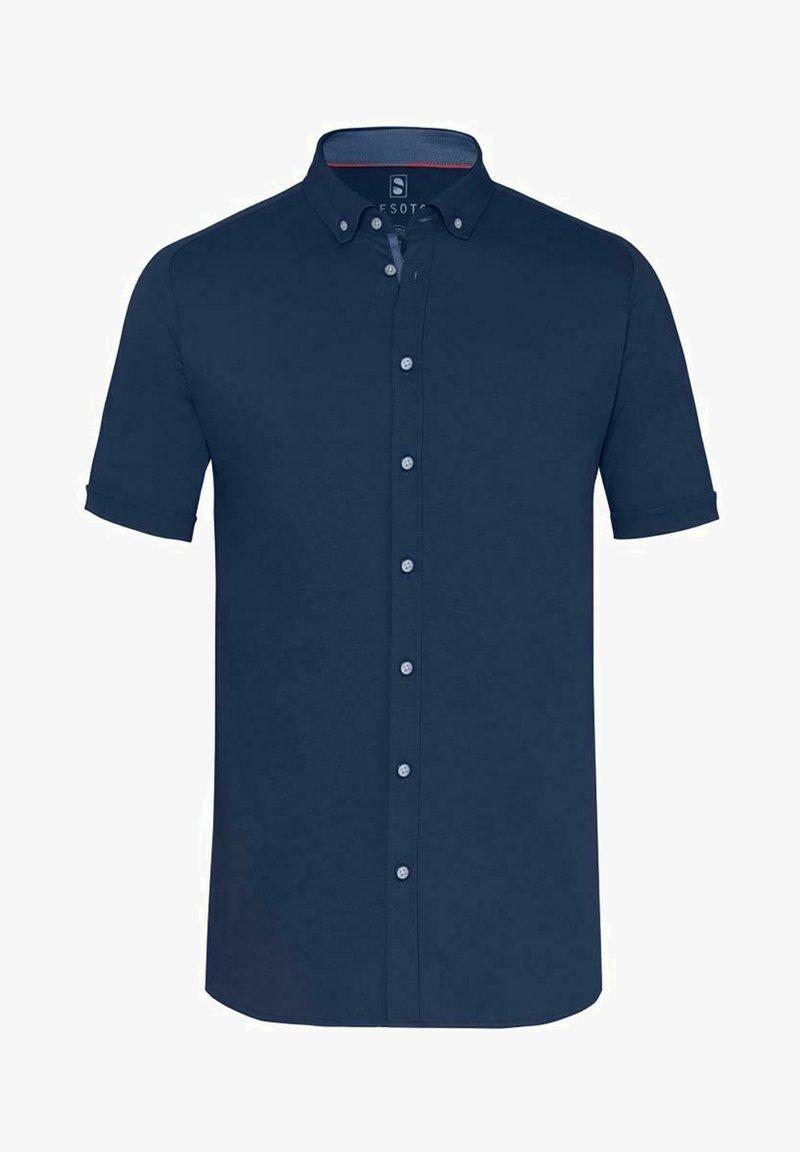 DESOTO - MODERN BD  - Shirt - dark blue