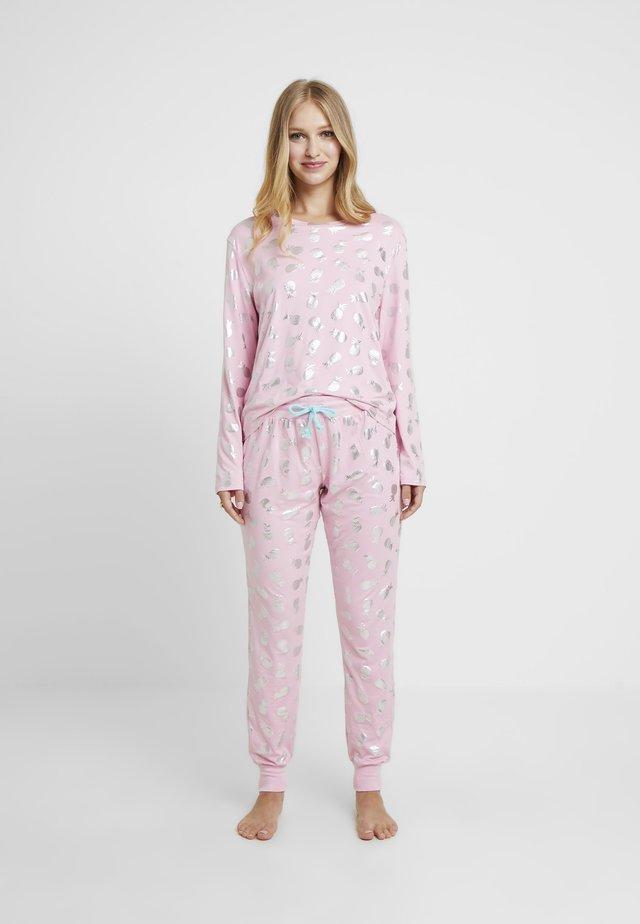 LONG SET - Pijama - pink