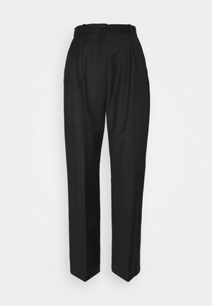 VALENTINA  - Trousers - black