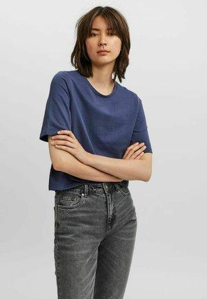 T-shirt basic - vintage indigo