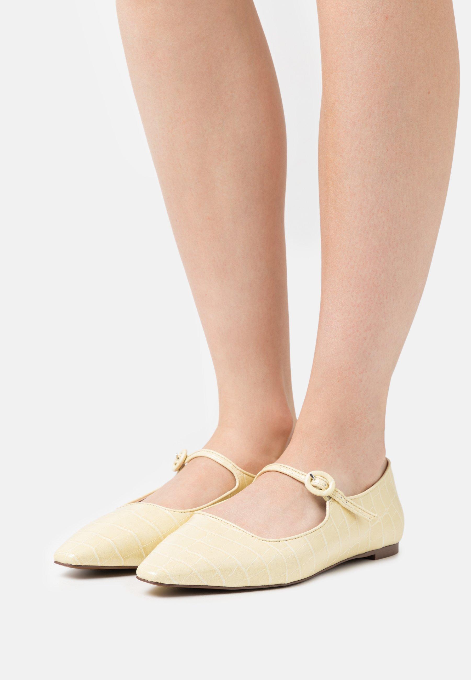 Women MARJORY - Ankle strap ballet pumps