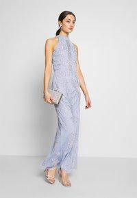 Lace & Beads - ASHLEY MAXI - Suknia balowa - blue - 1