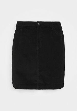 THFLEX MINI SKIRT - Pencil skirt - black