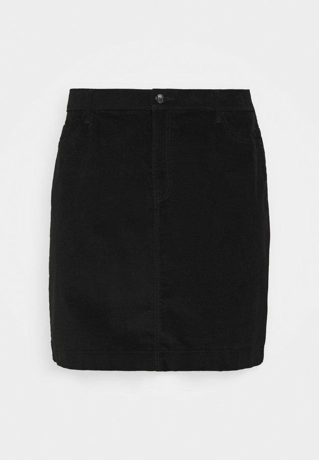 THFLEX MINI SKIRT - Jupe crayon - black