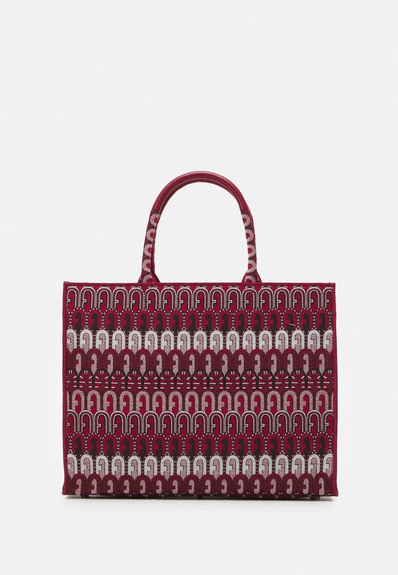 Furla - OPPORTUNITY TOTE - Tote bag - toni ciliegia