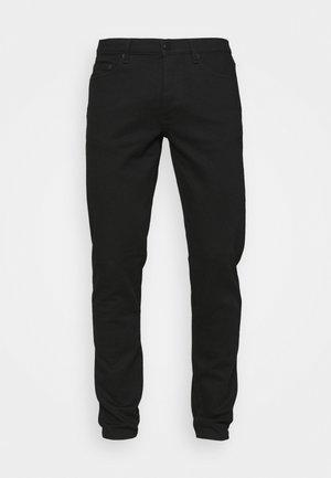 TROUSER - Straight leg jeans - black