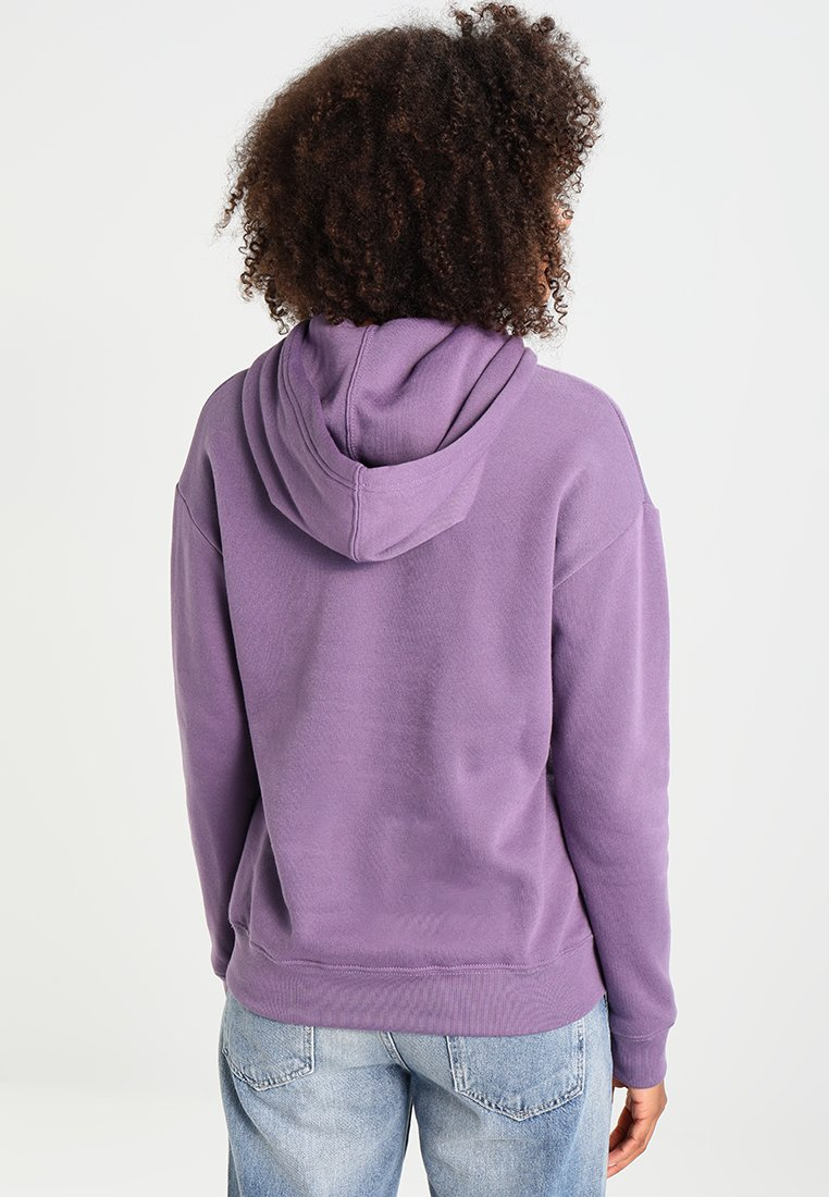 Obey Clothing LONELY HEARTS - Sweat à capuche - grape P2hxf04q
