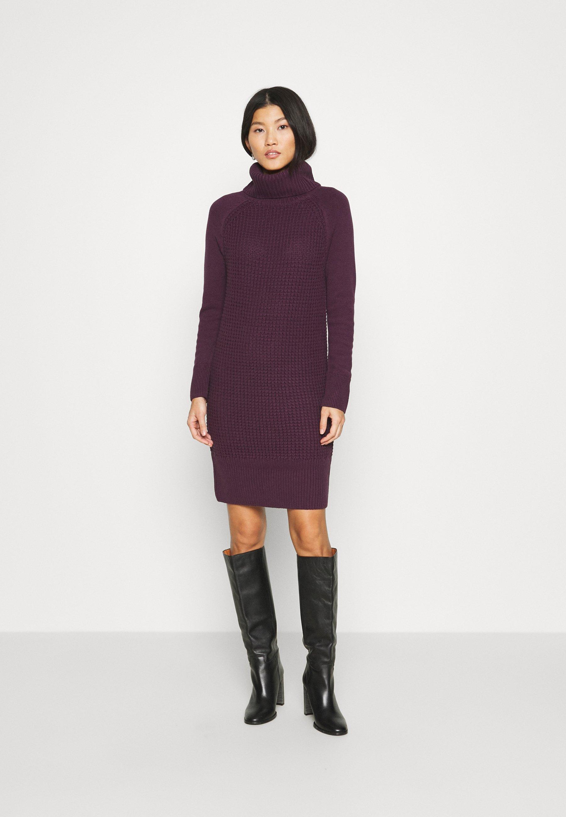 Women COWL NECK - Jumper dress