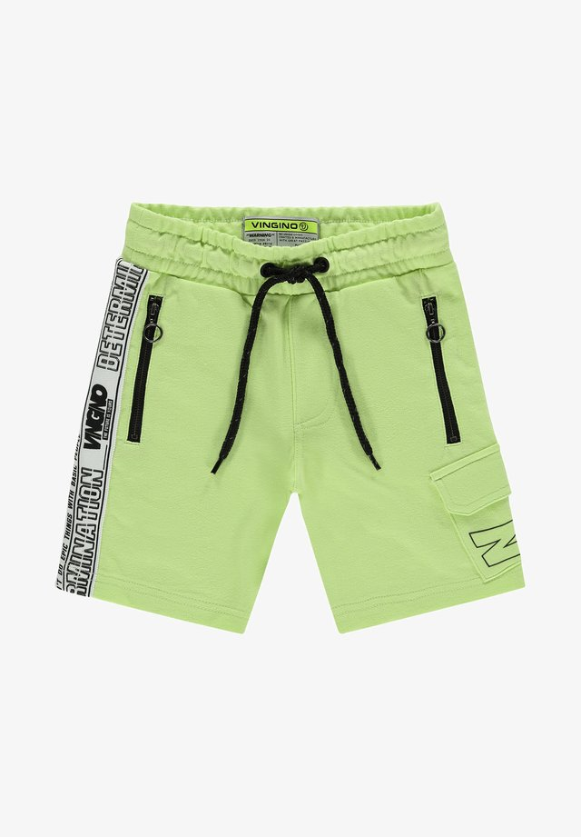 REZZ - Trainingsbroek - citrus lime