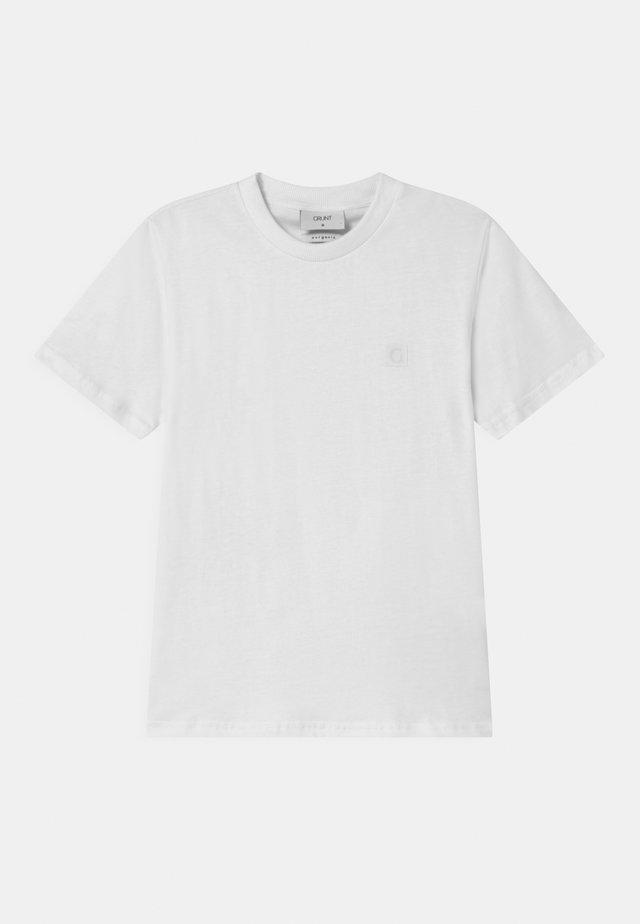OUR PRAISE - T-shirt basique - white