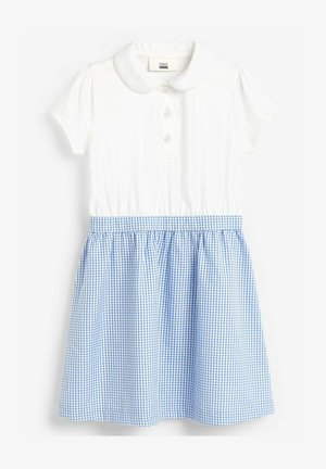 GINGHAM (3-14YRS) - Day dress - blue