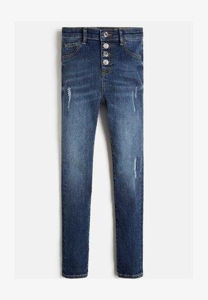 SKINNY FIT - Jeans Skinny Fit - blau
